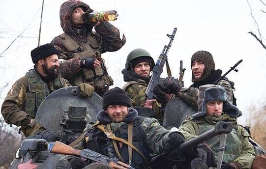 ГУР: Российская Федерация отстранила алко- инаркозависимых главарей боевиков откомандования