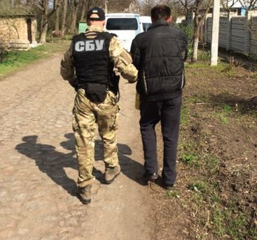 На Кіровоградщині СБУ затримала агітатора - рецедивіста «руського міра»