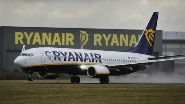 Ryanair переніс початок польотів зі Львова доЛондона на5 вересня