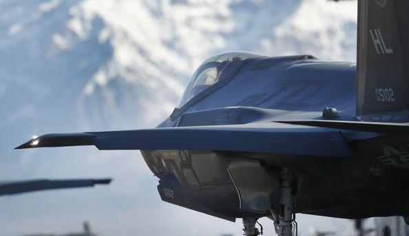 США випробують найновітніші винищувачі F-35A в Європі