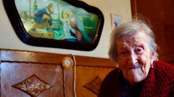 Померла найстаріша 117-річна жителька планети