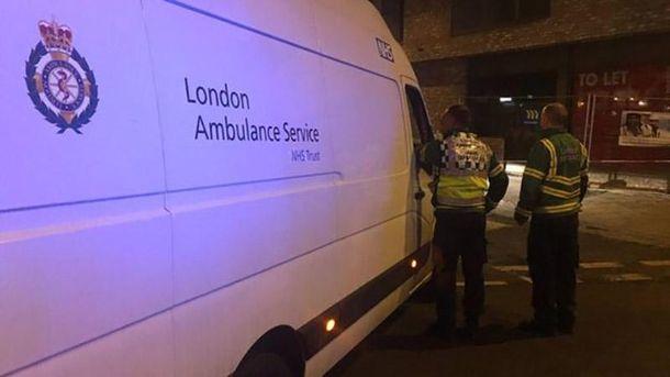 Напад зкислотою в нічному клубі Лондона, 12 людей отримали опіки
