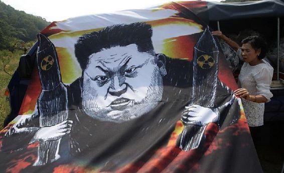 Японія підтримує жорсткі дії США проти Північної Кореї