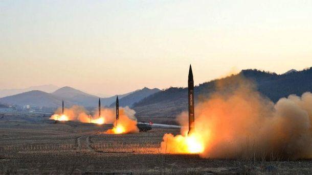 УПентагоні випробують систему ПРО для перехоплення ракет КНДР
