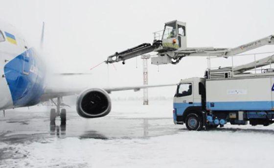 Аеропорт у Запоріжжі призупинив перельоти