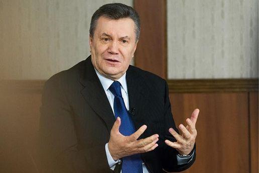 Віктора Януковича викликали досуду вКиїв