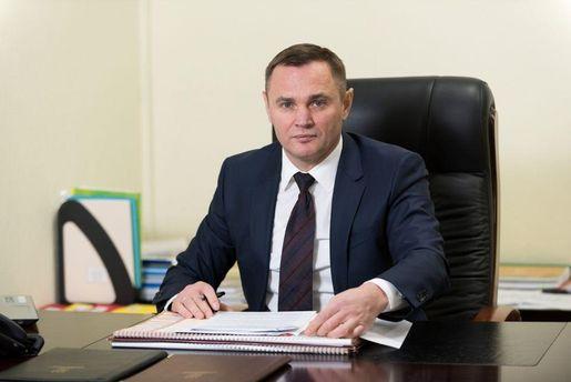 Руководитель ГПЗКУ уволен сдолжности из-за дела сподпольным казино вКиеве