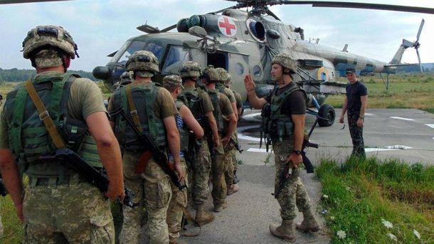 Херсонским десантникам выдали опасные для применения парашюты