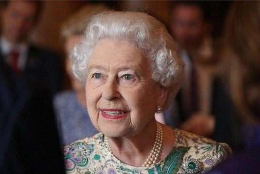 Образ королевы Елизаветы II