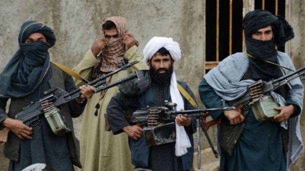 В Афганистане талибы атаковали базу