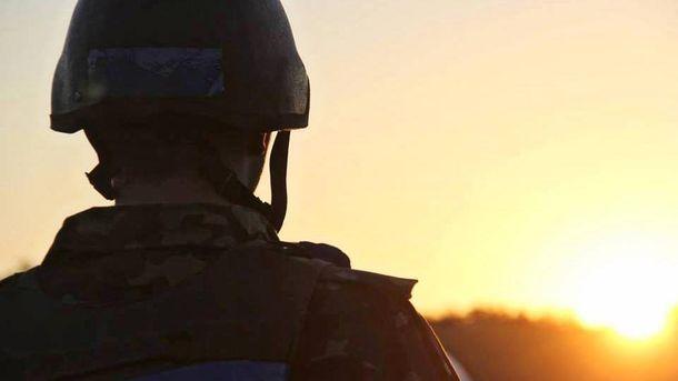 Боевики стреляют изминометов, один военный ранен— штаб