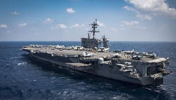 США иЯпония начали общие учения уКорейского полуострова