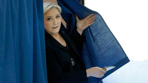 Вибори у Франції: як голосували усі кандидати в президенти
