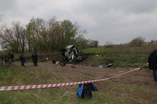 Головні новини 23 квітня: Підрив авто ОБСЄ на Донбасі, Лоліту не пустили до України