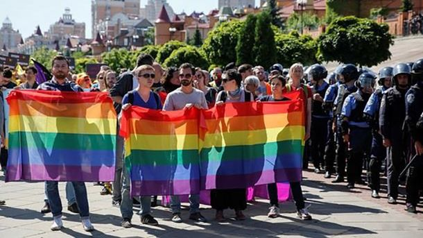 Марш равенства пройдет вКиеве 18июня