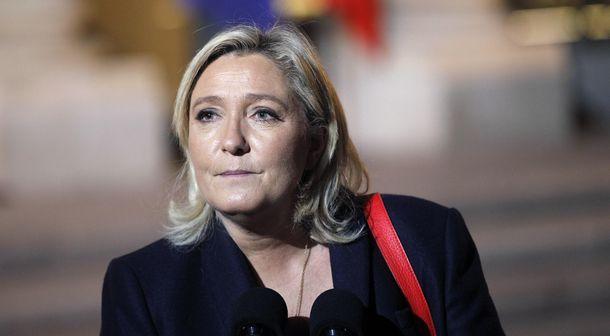 ЛеПен оставляет пост руководителя «Национального фронта»