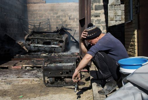 Жизнь на Донбассе: мы просто хотим жить нормально, как все