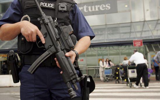 Милиция Англии предотвратила очередной теракт