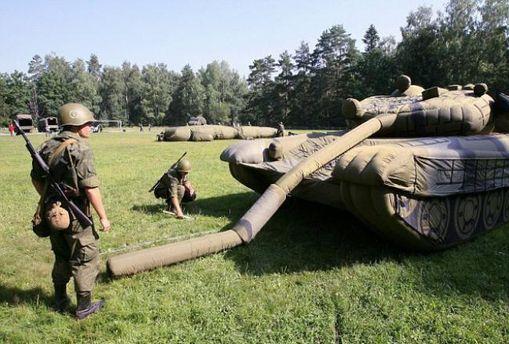 Ми не далеко втікли від росіян: воюємо такими ж музейними експонатами