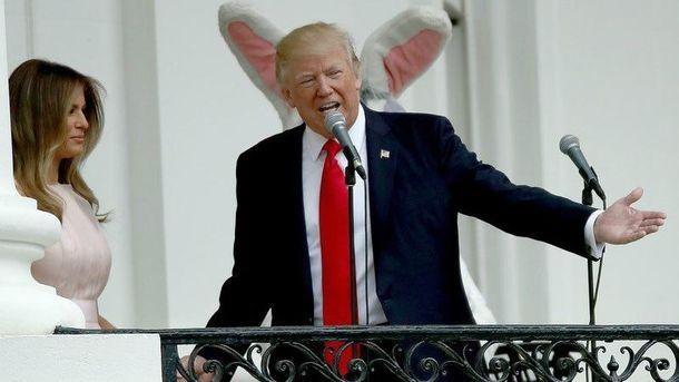 100 дней Дональда Трампа: самые яркие фото