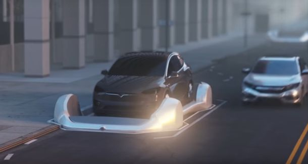 Илон Маск продемонстрировал  навидео новые скоростные подземные туннели