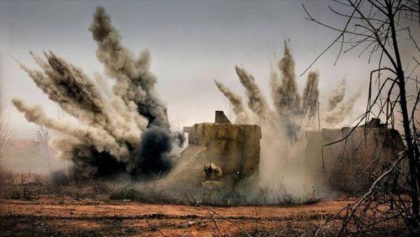 ВСУ около Водяного обстреливают снайперы боевиков— штаб