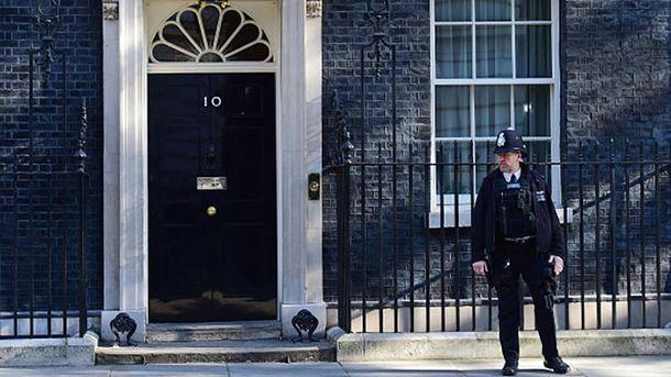 Британская милиция задержала трёх женщин поподозрению втерроризме