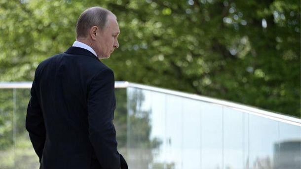 Путин обвинил Киев вблокаде иотделении Донбасса отУкраины