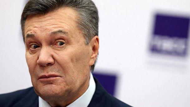 Госизмена Януковича: ввоенной прокуратуре назвали свидетелей вделе «легитимного»