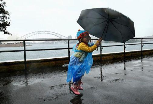 Надзвичайники попередили про сильні дощі в Україні
