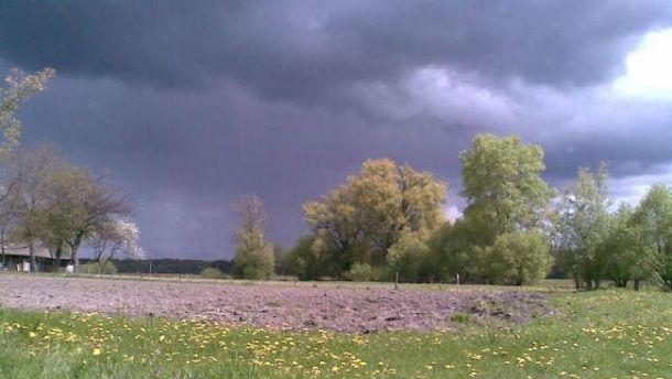 Прогноз погоды на 7 мая: на западе пройдут грозы