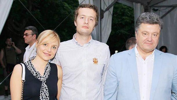 Невестке Порошенко с русским паспортом посоветовали устроить перфоманс наМайдане