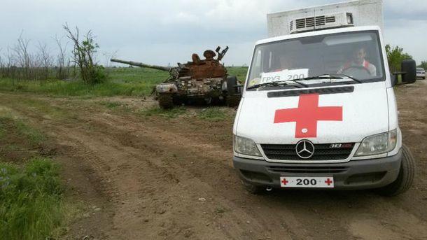Погибли трое бойцов, спасая раненого— Светлодарская дуга