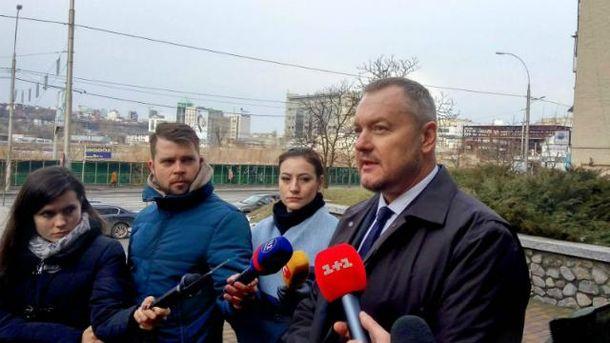 Андрей Артеменко больше не гражданин Украины
