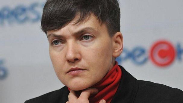 Савченко поїхала в Індію