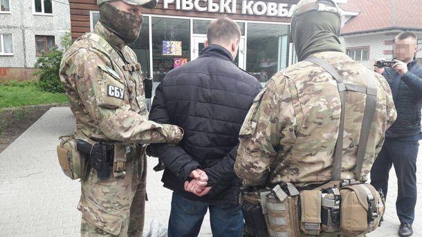 Співробітника внутрішньої безпеки Нацполіції затримали за«кришування» проституції уЖитомирі