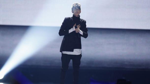 Звездой 2-го полуфинала «Евровидения» стал 17-летний подопечный Димы Билана