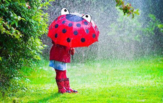 Прогноз погоди на 15 травня: на заході потепліє, на решті території – дощі