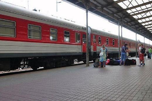 ЗМІ: Литва відмовилася від пасажирських перевезень доРосії