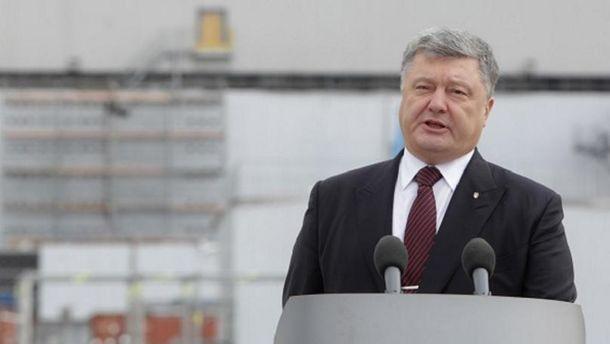 НаБанковой анонсировали на14мая пресс-конференцию Порошенко