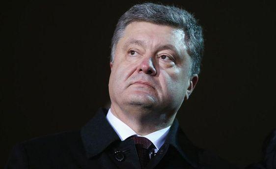 Порошенко инициировал создание рабочей группы поподготовке послания вРаду
