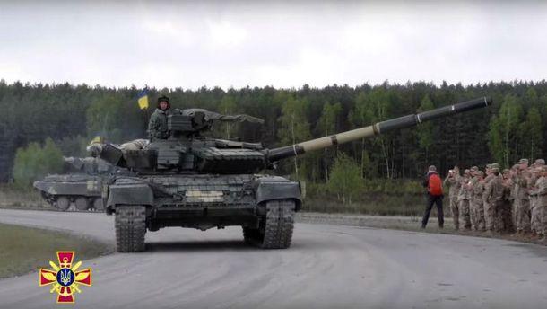 Strong Europe Tank Challenge: українські танкісти посіли п'яте місце