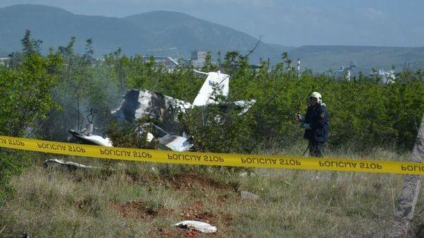 УБоснії і Герцеговині розбився літак: серед загиблих— діти