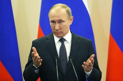 Путин: отказРФ отучастия вЕвровидении-2017 был правильным