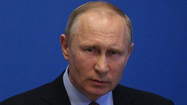Путін: Київ нездатний проводити Євробачення