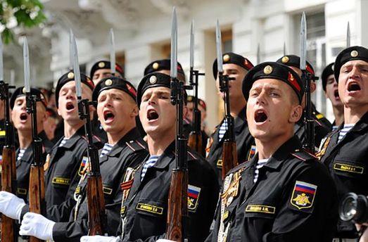 ДПСУ: Росія вКриму готується донаступу