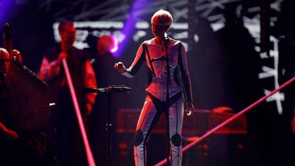 Onuka угодила впрестижные чарты после яркого шоу вфинале Евровидения 2017