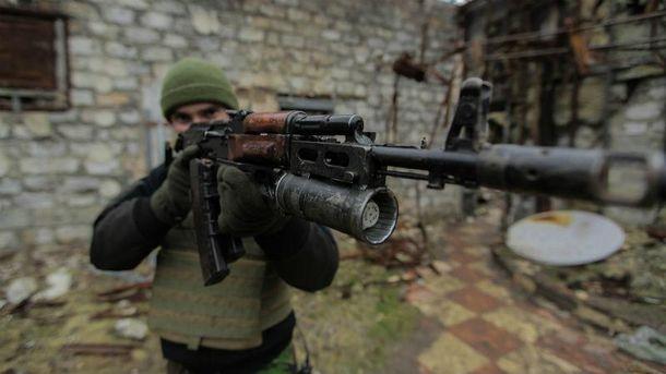 Вштабі АТО спростували інформацію про захоплення терористами населеного пункту