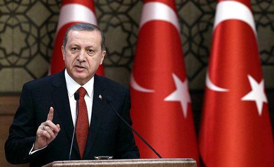 Эрдоган пригласил семью Трампа вТурцию