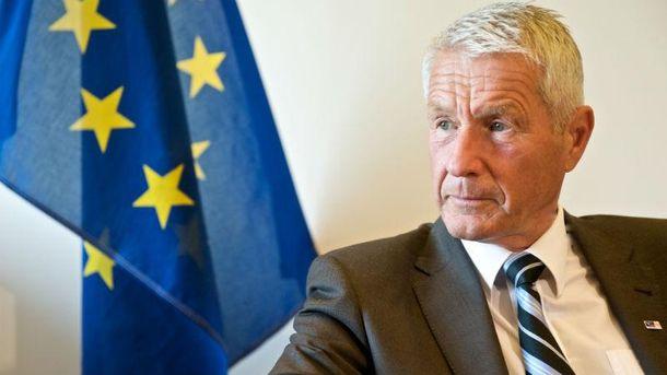 Генеральный секретарь Совета Европы обсудил сЛавровым конфликт вУкраинском государстве